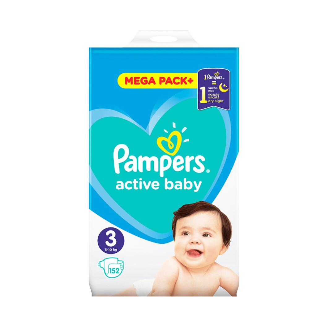 88d0c31d4c3 Pampers Mega Packs Promo   2happy.gr - 2happy.gr