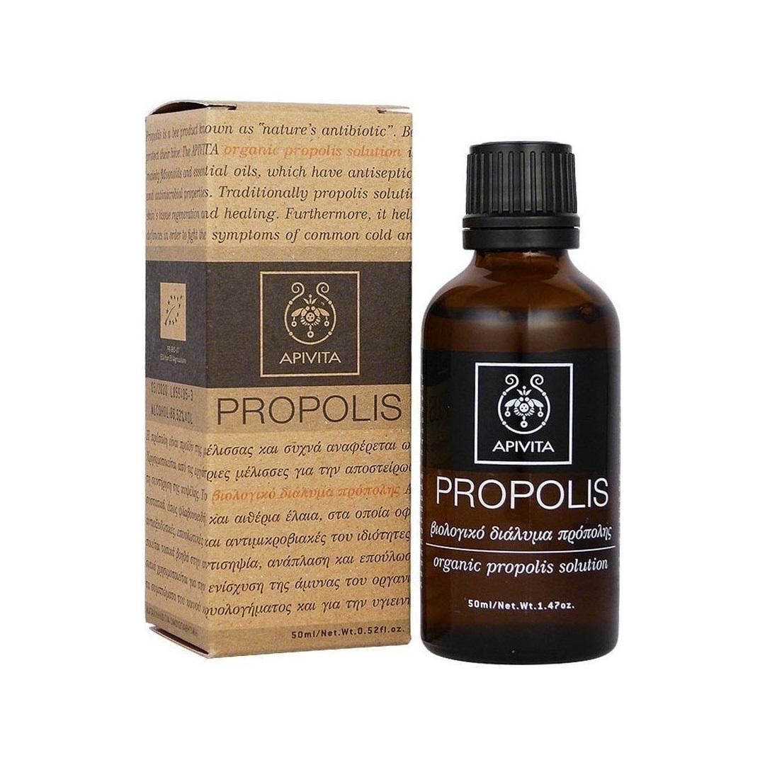 abbb5d1346 Apivita Propolis Βιολογικό Διάλυμα Πρόπολης