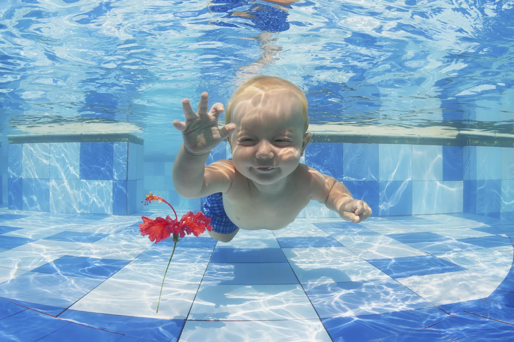 نتيجة بحث الصور عن الالتهابات التناسلية من السباحة للاطفال