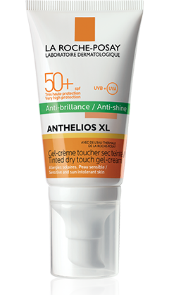 LA ROCHE POSAY Anthelios dry touch με χρώμα