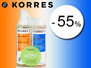Korres left