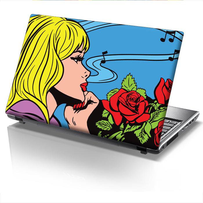 Αυτοκόλλητο Laptop DREAMING