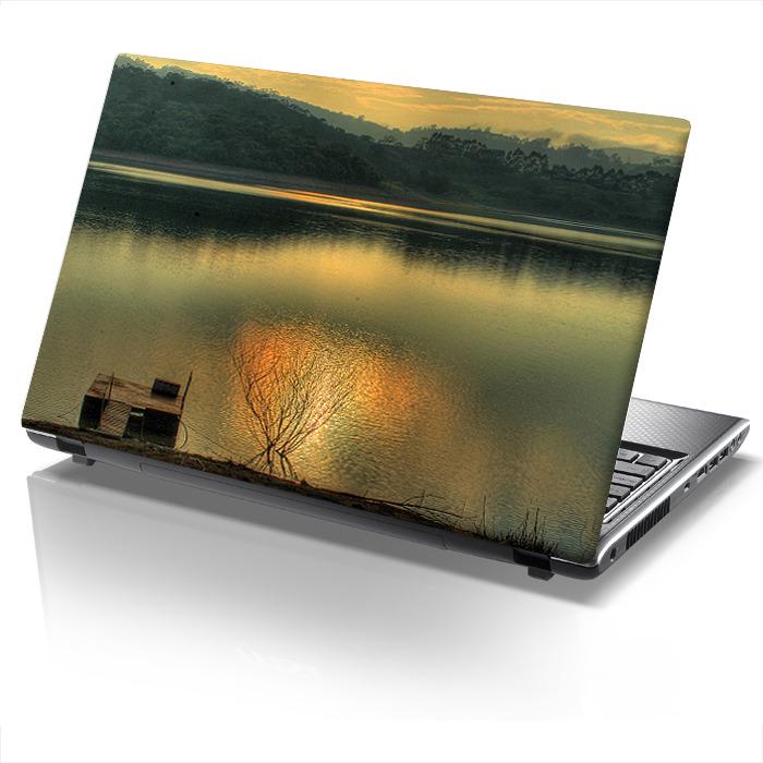 Αυτοκόλλητο Laptop LAKE