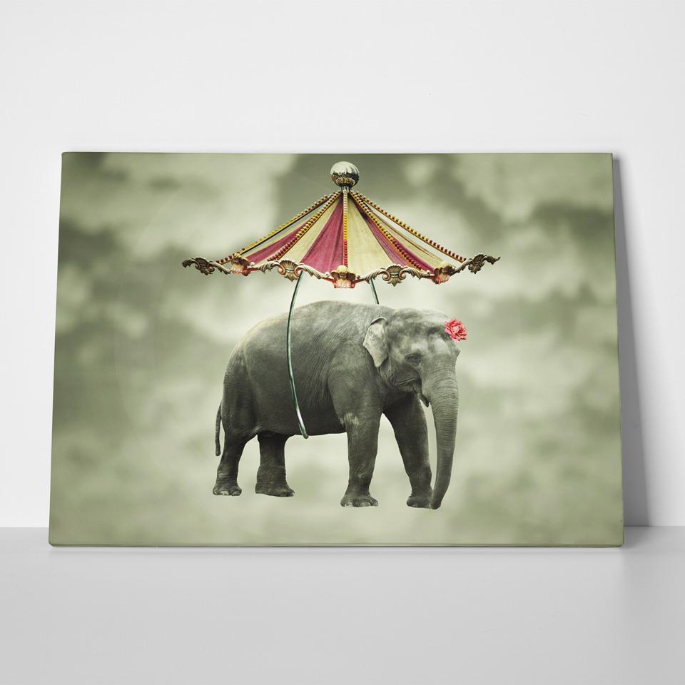 Πίνακας ELEPHANT FLY