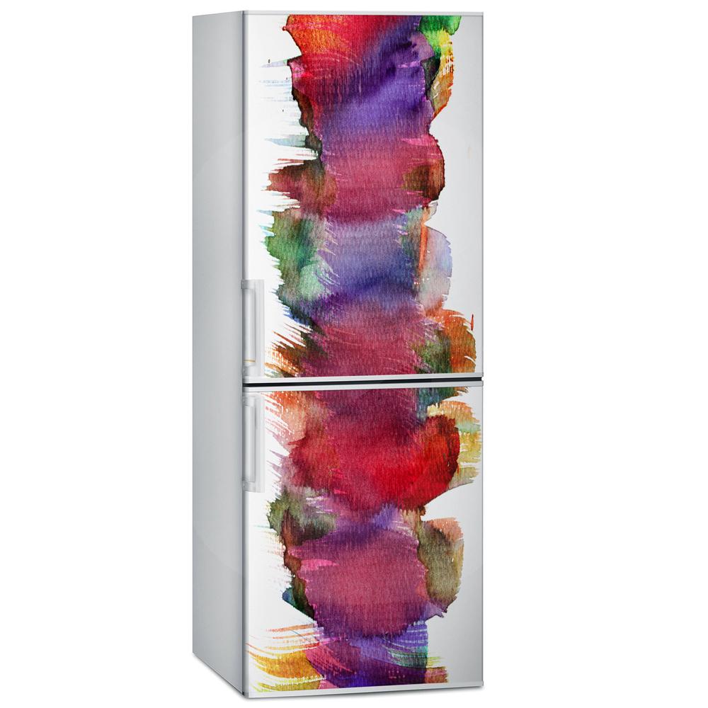 Αυτοκόλλητο ψυγείου STRIPE WATERCOLORS