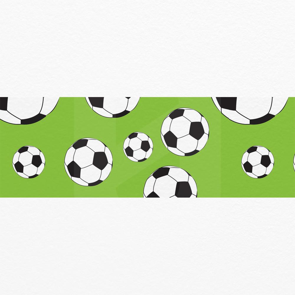 Αυτοκολλητη μπορντουρα τοιχου FOOTBALL