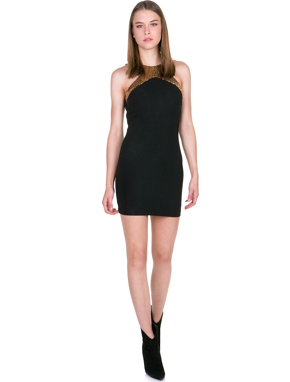 550ea4469536 35.90 € στο ToiMoi. Εφαρμοστό φόρεμα με παγίετα - ΤΥΠΟΣ